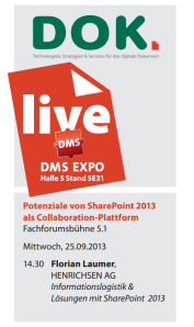DMS EXPO Lo